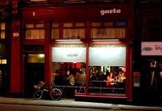 Cafe Gusto · casual dining in a vibrant cafe atmosphere · Cork City
