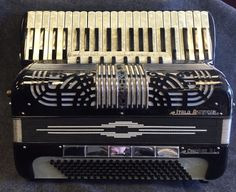 "Italo-American Accordions ""Polytonel"" (Chicago) USA"