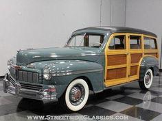 1947 Mercury Woody Station Wagon