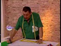 Hermenegildo Zampar - Bienvenidas TV - Explica como armar un Pantalón de Jogging. - YouTube Sewing Basics, Diy Clothes, Hermes, Website, Tips, Pattern, Mens Tops, Youtube, Fashion