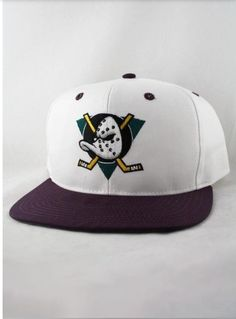 Anaheim Mighty Ducks YOUTH Vintage Snapback Hat Cap NHL NEW WITH TAGS | eBay