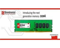 Advanced features of DDR4 designs enable high speed operation and broad applicability in a variety including servers, laptops, desktop PCs and consumer products. It aims at simplifying migration and enabling adoption of an industry-wide standard.