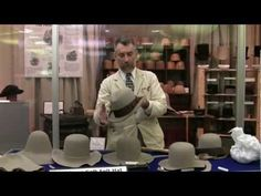 Dundas Museum & Archives - John McMicking on Making a Felt Hat (2010)