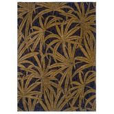 Found it at Wayfair - Tommy Bahama Tossed Palm Brown Novelty Rug