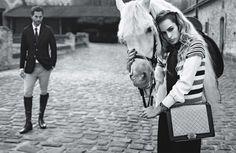 Spring-Summer 2013 Boy Chanel Ad Campaign