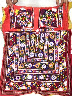 Gypsy Banjara Dress vintage tribal banjara by VishalHandicrafts, $61.99