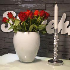 SKAPETZE -    Cairn / Design Kerzenständer / Alu-matt Möbel & Wohnen Dekoration Accessoires
