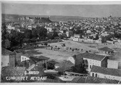 Eski Gaziantep Cumhuriyet meydanı..