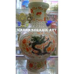 GADING GAJAH EMAS, Desain & Kerajinan Tangan, Karya Seni di Carousell Vase, Home Decor, Decoration Home, Room Decor, Jars, Vases, Interior Decorating, Jar