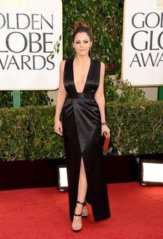 Katharine vistio de Olivier Theysken -Golden Globes 2013
