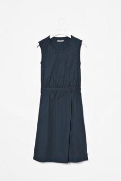 COS ELASTIC EDGE DRESS