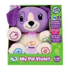 "LeapFrog My Pal Violet - LeapFrog - Toys ""R"" Us"