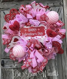 VALENTINE'S DAY is significantly less than per month away and going back few days I have already been redecorating the house in pinks, reds and rustic topics! I am not the largest supporter of the commercialized facet of VALENTINE'S DAY but I am an enormous supporter of love and celebrating love! Normally, my door needed …