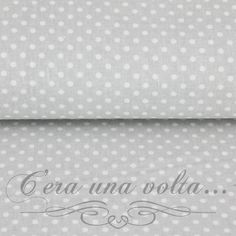 Merceriaceraunavolta.it | Tessuto cotone a pois