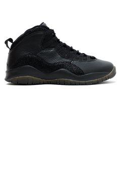 Air Jordan x OVO 10 Black