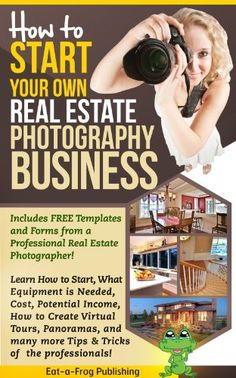 Amazon.com: Start Your Own Real Estate Photography Business