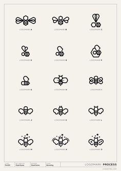 Bee symbols
