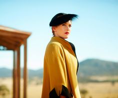 The Dressmaker Kate Winslet Clothes A-MA-ZING Film jury still out on that Kate Winslet, The Dressmaker Movie, Liam Hemsworth, Movie Costumes, Period Costumes, Illustrations, Pin Up Style, Vintage Glamour, Costume Design