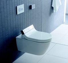 Niets is zo grondig, zo hygiënisch, zo natuurlijk en zo verfrissend als de reiniging met water, ook na een bezoek aan het toilet. Daarom heeft Duravit Sensowash®ontwikkeld. Een revolutionaire vooruitgang in de douche-wc zittingen en een nieuwe definitie van comfort, levenskwaliteit en moderne toilethygiëne.