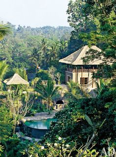 Exotic Exterior by Made Wijaya and Made Wijaya in Ubud, Bali