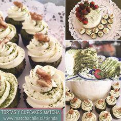 NUEVOS PRODUCTOS #MATCHACHILE  Ya puedes comprar desde nuestra tienda online Tortas y Cupcakes preparados con Matcha y endulzados con stevia  Preparaciones que mantienen todas las propiedades y beneficios que entrega #MatchaChile  Compras desde http://ift.tt/2jo8tPb  (solicitar con 4 días de anticipación para su entrega / entregas sólo en Santiago). ------------- #matcha #matchatea #matchadulce #tortas #cupcakes #tienda #antioxidantes #propiedades #beneficios #téVerde #chile #santiago…