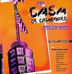 Desfile Lírio lê - Talentos SENAC - Casa de Criadores