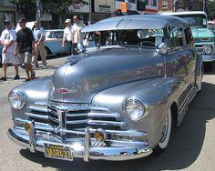 Chevrolet Fleetmaster - 1947