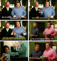 Cam and Mitch #ModernFamily