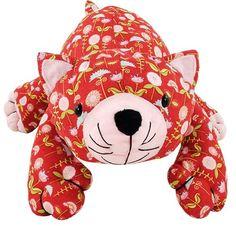 FunkyFriendsFactory | galería | softies caseras | patrones del juguete del bebé hechos a mano | kits | Funky Amigos de fábrica