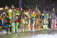 Gathering of Nations 2014 #GatheringofNations #NativeAmerican