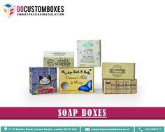 Soap Boxes, Box Packaging, Herbalism, Herbal Medicine