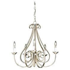 I pinned this Acton Chandelier from the Lighting All-Stars event at Joss and Main!