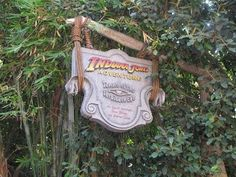 Fun Fact Friday: Indiana Jones Adventure + print your own decoder card! - Babes in Disneyland Indiana Jones Adventure, Fun Fact Friday, Walt Disney, Disneyland, Fun Facts, Christmas Ornaments, History, Holiday Decor, Attraction