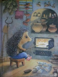 "Afbeeldingsresultaat voor I am- the hedgehog,"" Maya Kucherskaya"