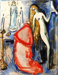 Kees van Dongen - La Prière, n.d. #arte