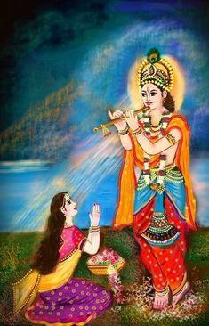 Krishna Names, Krishna Art, Radhe Krishna, Lord Krishna, Morning Pictures, Good Morning Images, Indian Gods, Indian Art, Happy Krishnashtami