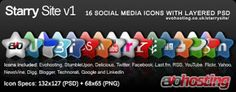 10 Free Best Social Media Icon Sets