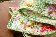 Quilt Binding 101 - Beginner's Quilting Series — Pile O' Fabric