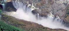 Victoria Falls   Community Post: 7 Amazing Places You Can View With Google Earth Part 2