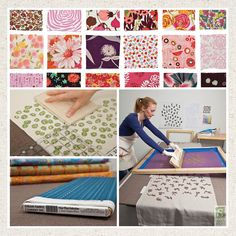 Field Guide to Fabric Design