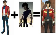 Rex form Generator Rex, Lance from Sym-Biotic Titan, and then there's Keith