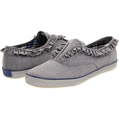 best sneakers 98812 250e9 ruffle keds - I love ruffles, but would I wear these and if so with