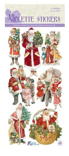 Merry Cherry Santas