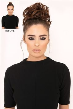 Premium Messy Bun Hair Up Scrunchie