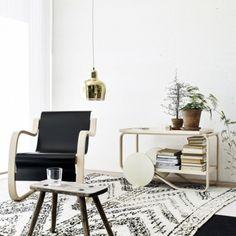 Lighting in Scandinavian style - Buy online from Finnish Design Shop. Wide selection of classic and modern lighting! Alvar Aalto, Scandinavian Home, Lamp Design, Ceiling Lamp, Modern Lighting, Pendant Lighting, Sweet Home, Lights, Interior