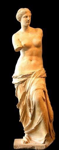 GRECJA: Wenus z Milo