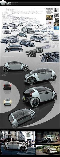 by Serdar Soyal Industrial Design Portfolio, Industrial Design Sketch, Portfolio Design, Bike Sketch, Car Sketch, Presentation Design, Presentation Boards, Page Layout Design, Car Design Sketch