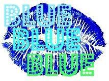 Blue, blue, blue color-me-blue