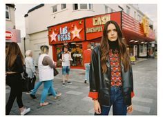 Archive: Stacy Martin in Issue 6