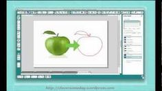 Tracing without Tears in Silhouette Studio Part 1, via YouTube.
